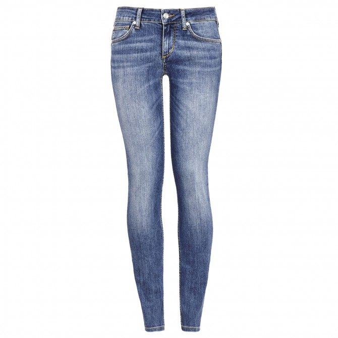 Jeans Liu-Jo Bottom Up Slim Leg Donna