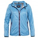 jacket Blauer 15SBLDC01417 light blue woman