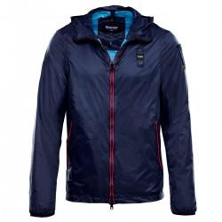 jacket Blauer 15SBLUC01416 blue man
