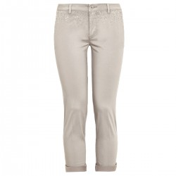 pantalones chino Liu-Jo Fred mujer