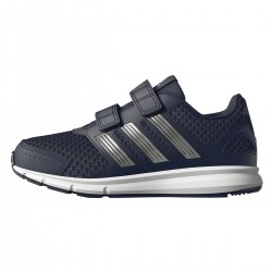 running shoes Adidas lk Sport Junior navy velcro closure