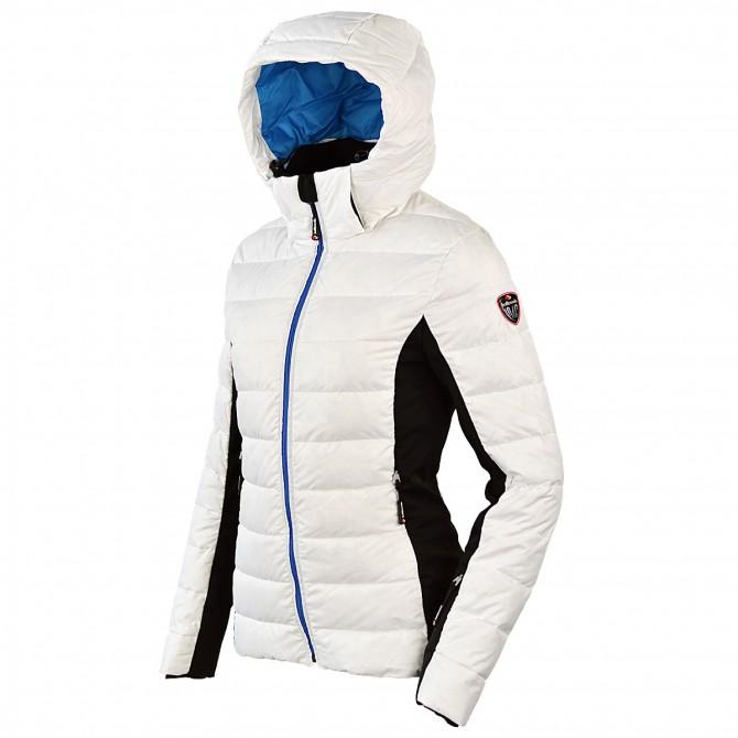 Piumino sci Bottero Ski Sand bianco Donna