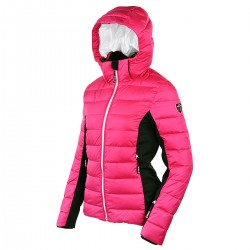 ski down jacket Bottero Ski Sand fuchsia woman