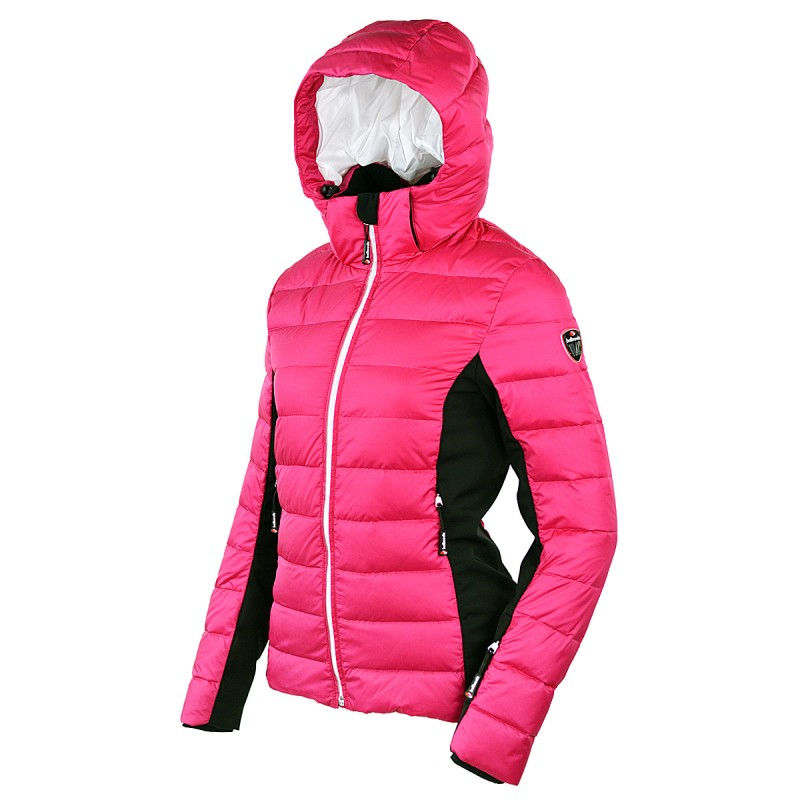 cheap for discount be788 309dd Piumino sci Bottero Ski Sand fucsia Donna