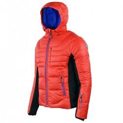 doudoune de ski Bottero Ski Quartz rouge homme
