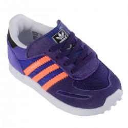 zapatilla Adidas La Trainer Baby violeta