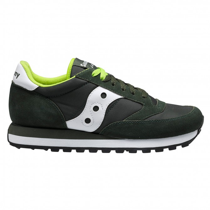 Sneakers Saucony Jazz Original Uomo verde SAUCONY Scarpe moda