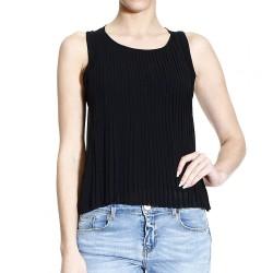 camisola Manila Grace con plisset mujer