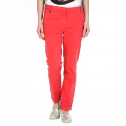 pants Manila Grace Capri Drill woman