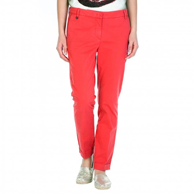 Pantalone Manila Grace Capri Drill Donna