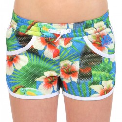maillot-shorts Sundek Mini Loretta Girl