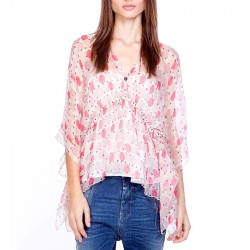 camisa Manila Grace de seda mujer