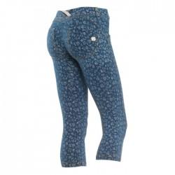pantalon corsaire Freddy Wr.Up WRUP8LD2E femme