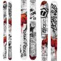 ski Armada Al Dente + fixations Vist V614