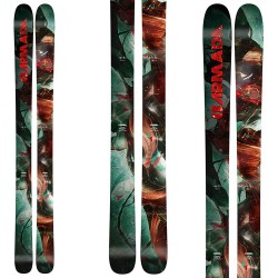 esqui Armada Invictus + fijaciones Vist V614