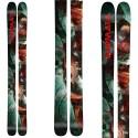ski Armada Invictus + bindings Vist V614
