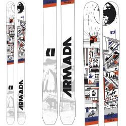 esqui Armada Kufo + fijaciones V614