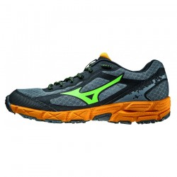 trail running shoes Mizuno Wave Kien man
