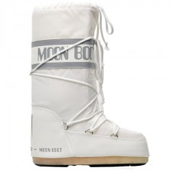 Après-ski Moon Boot Nylon Unisex blanco