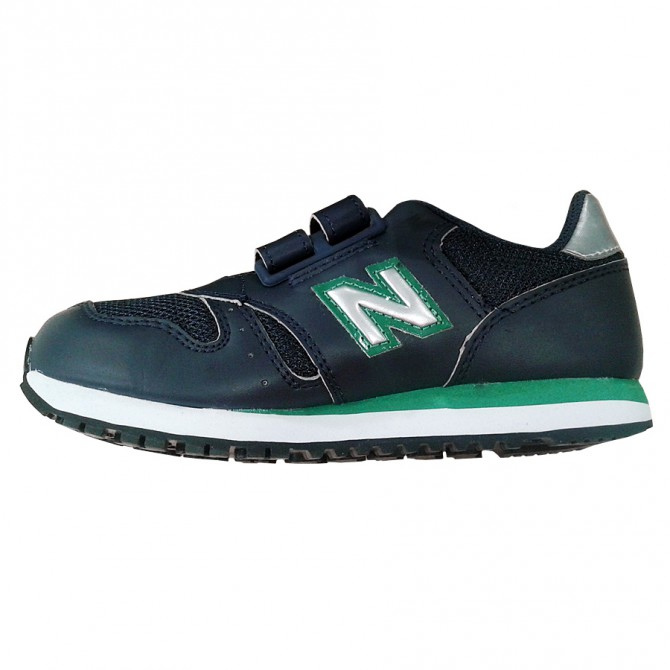 Scarpe New Balance Classic 373 Baby blu-verde