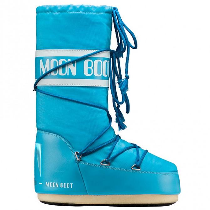 doposci Moon Boot Nylon turchese