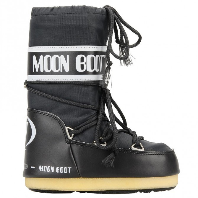 Doposci Moon Boot Nylon Uomo antracite MOON BOOT Doposci uomo