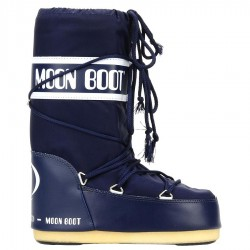 Après-ski Moon Boot Nylon Man blue