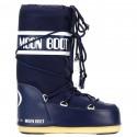 après ski Moon Boot Nylon blue man