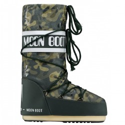après ski Moon Boot Camu femme