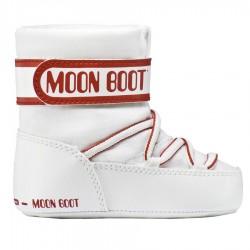 Après ski Moon Boot Crib Baby blanco