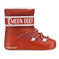 Après ski Moon Boot Crib Baby rouge