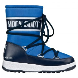 Après ski Moon Boot W.E. Sport Mid Junior