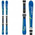 ski Head Integrale 600 Pr + fixations Pr 11 Br 78