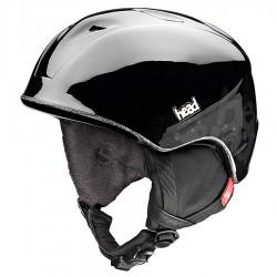 casque ski Head Rebel noir-gris