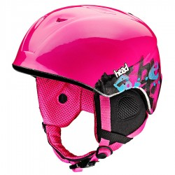 casco esquì Head Cloe rosa