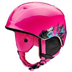 casco esquì Head Cloe rosa