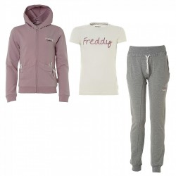 conjunto Freddy mono + t-shirt Girl