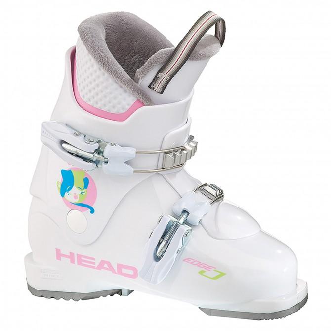 scarponi sci Head Edge J2 bianco