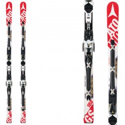 sci Atomic Redster Fis Doubledeck Gs M + attacchi X20 Ega