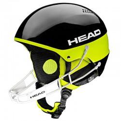 casque ski Head Stivot SL + protection du menton