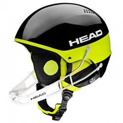 ski helmet Head Stivot SL + chinguard