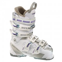 ski boots Head Next Edge 70 W white