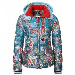 chaqueta de pluma para esquì Bogner Kaja-D mujer