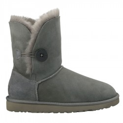 boots Ugg Bailey Button gray woman