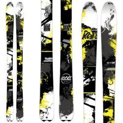 ski K2 Annex 98 + fixations Baron Epf 13