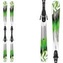 ski K2 Amp 76 + bindings 10.0 Fastrak III