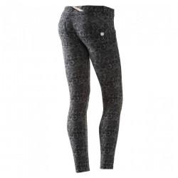 pants Freddy Wr.Up 7/8 pattern woman