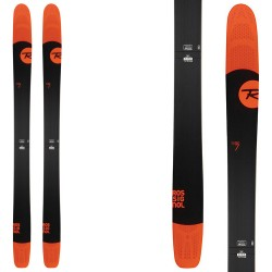 ski Rossignol Super 7 + bindings V614