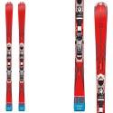 Ski Rossignol Pursuit 16 AR/BASALT + fixations Axium 110