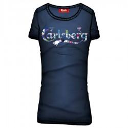 T-shirt Carlsberg CBD1139 femme